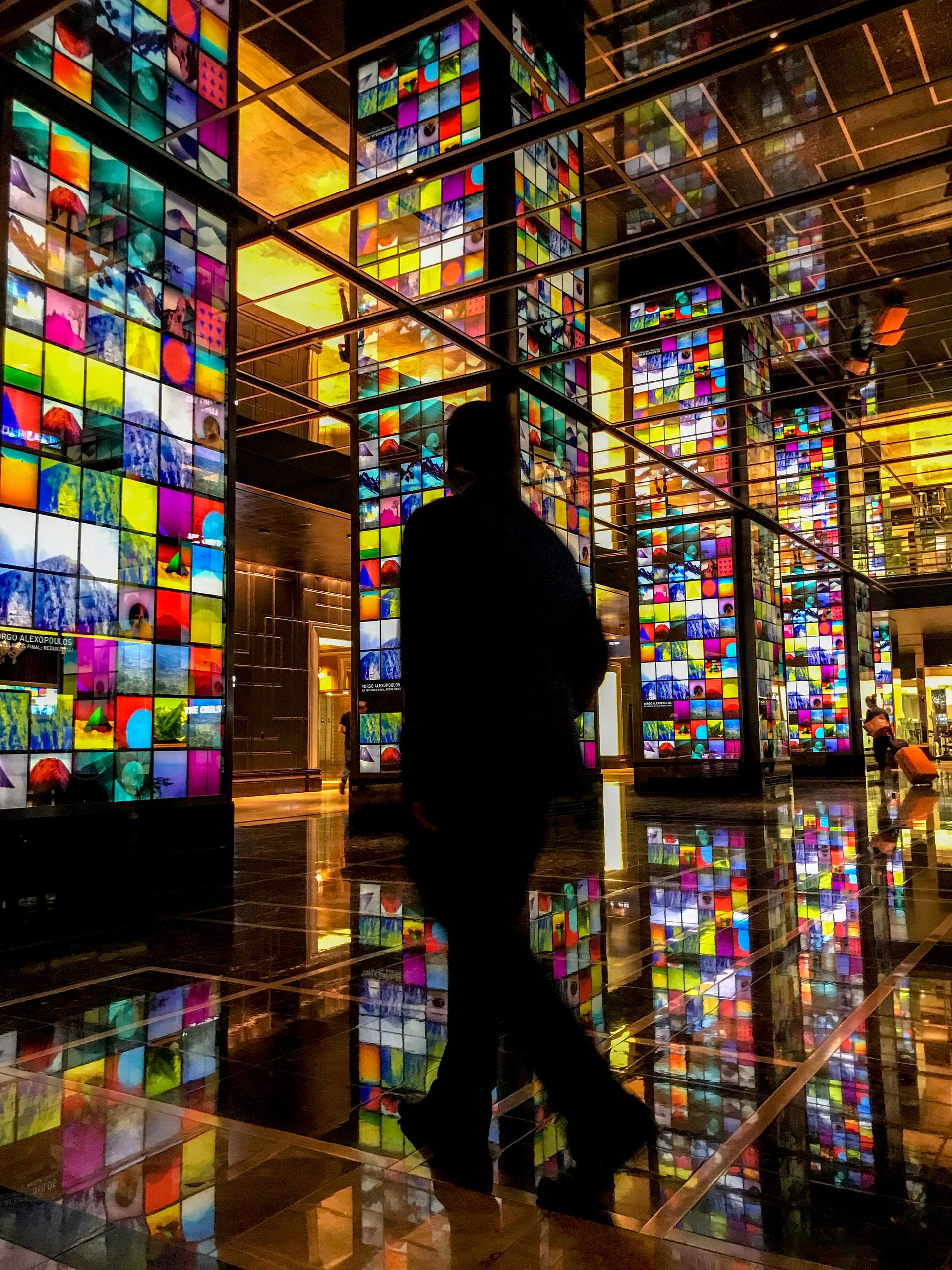 digital signage & video walls
