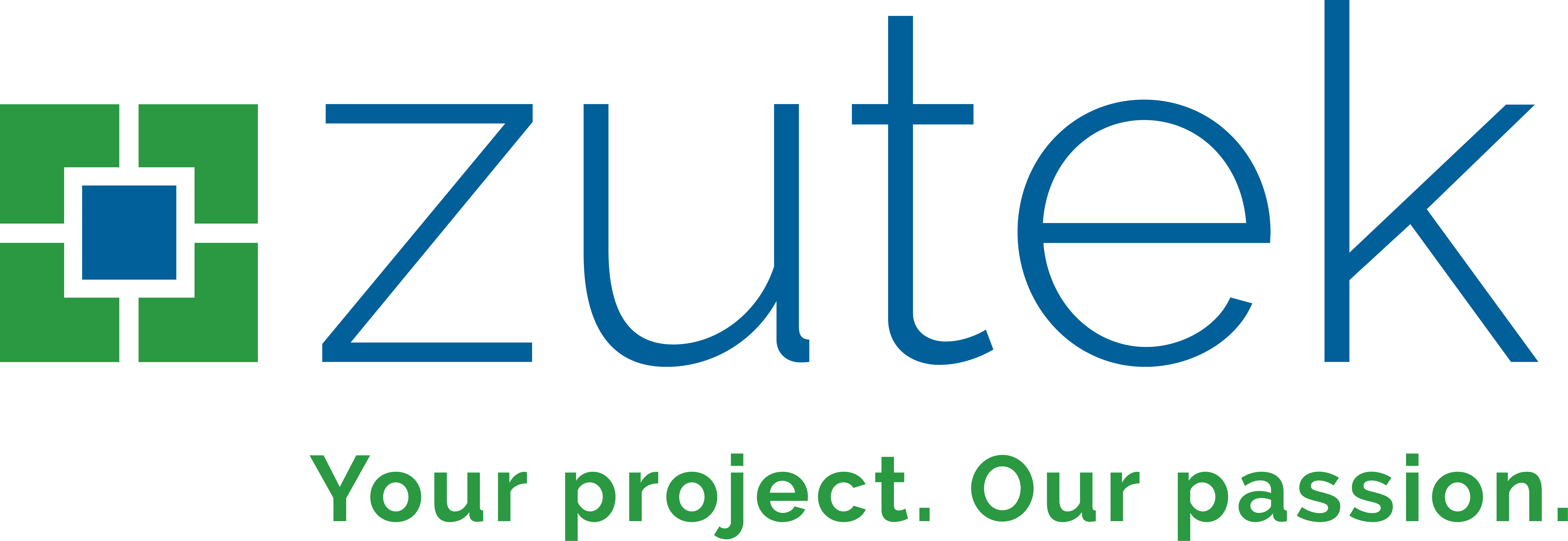 Zutek Logo Tagline