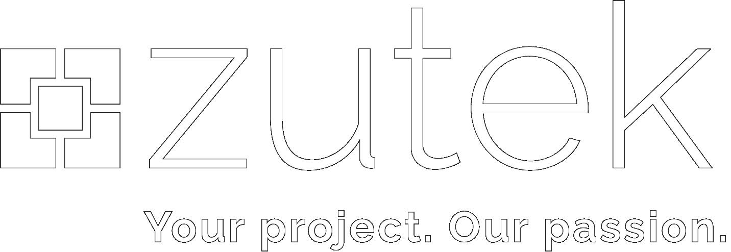 Zutek Logo Tagline - Transparent